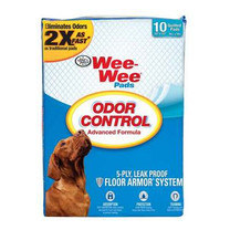 Four Paws Wee Wee Odor Control Pad 22X23 10ct