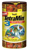 Tetra TetraMin Flakes Select-a-Food 2.4oz