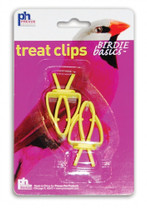 Prevue Pet Products Birdie Basics Treat Clips 2pk