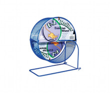 Prevue Pet Products Pre-Packed Mesh Hamster Gerbil Exercise Wheel 8in