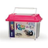 Lee's Kritter Keeper Mini Rectangle w Lid Label 1pk