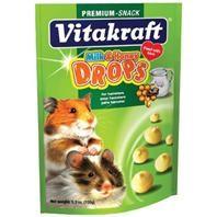 Vitakraft Hamster Milk & Honey Drops 5.3oz