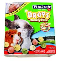 VitaKraft Variety Pack Drops for Small Animals: 5 oz