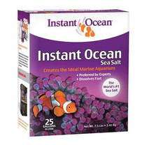 Instant Ocean Sea Salt 25gal