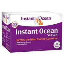 Instant Ocean Sea Salt 200gal