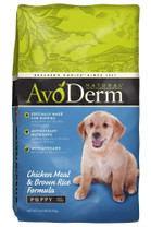 Breeder's Choice AvoDerm Chicken Meal & Brown Rice Puppy 4.4lb