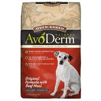 Breeder's Choice Avoderm Natural Oven-Baked Original Beef Meal 24lb