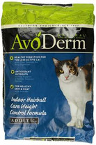 AvoDerm Natural Weight Control Corn Free Formula Cat Food, 11-Pound