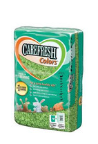 CareFRESH Colors Soft Bedding Green 23L