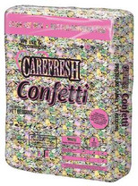 CareFRESH Confetti Soft Bedding 50L STORE USE ONLY