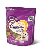 CareFRESH Complete Menu Hamster Gerbil Food 2lb