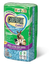 CareFRESH Colors Soft Bedding Blue 10L