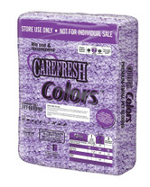 Absorption CareFRESH Colors Soft Bedding Purple 50L STORE USE ONLY