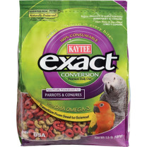Kaytee Exact Parrot Conure Conv Wean 1.5lb