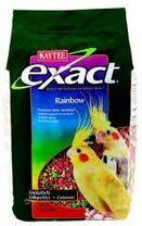 Kaytee Exact Cockatiel Rainbow 3lb