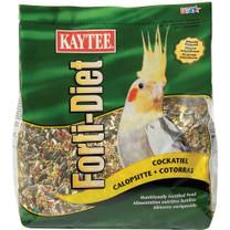 Kaytee Forti-Diet Cockatiel 5lb