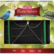 Kaytee Songbird Double Platform Feeder