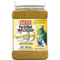 Kaytee Forti-Diet Egg-Cite! Supplement 18oz