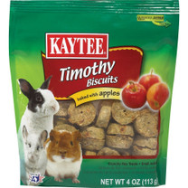 Kaytee Timothy Biscuits Baked With Apples 4oz