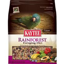 Kaytee Foraging Rainforest Conure 4Lb