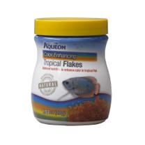 Aqueon Color Enhancing Tropical Flakes 1.02oz
