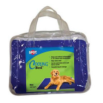 Ethical Pet 15.8 by 19.7-Inch Cooling Pet Bed, Medium