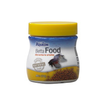 Aqueon Color Enhancing Betta Food .95oz