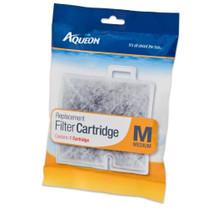 Aqueon Replacement Filter Cartridge Medium 1pk