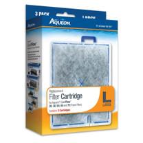 Aqueon Replacement Filter Cartridge Large 3pk