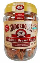 Smokehouse Chicken Breast Strips 20oz tub