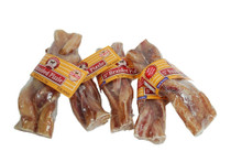 Smokehouse USA Made Braided Pizzle Shelf Display Box 5in 48ct