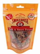 Smokehouse Duck & Sweet Potato 4oz reseal bag