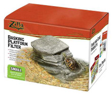 Zilla Basking Platform with Filter for 20 Gallon Terrariums and Smaller