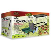 Zilla 10 Tropical Starter Kit 10gal 10x20x12