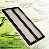 Zilla Fresh Air Screen Cover with Center Hinge 36X12