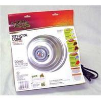 Zilla Reflector Dome Light & Heat 8.5in