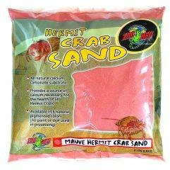 Zoo Med Hermit Crab Sand Mauve 2lb