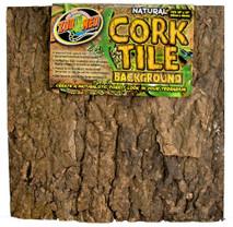 Zoo Med Cork Tile Background Large 18 x 18