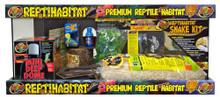 Zoo Med ReptiHabitat Snake Kit 20gal