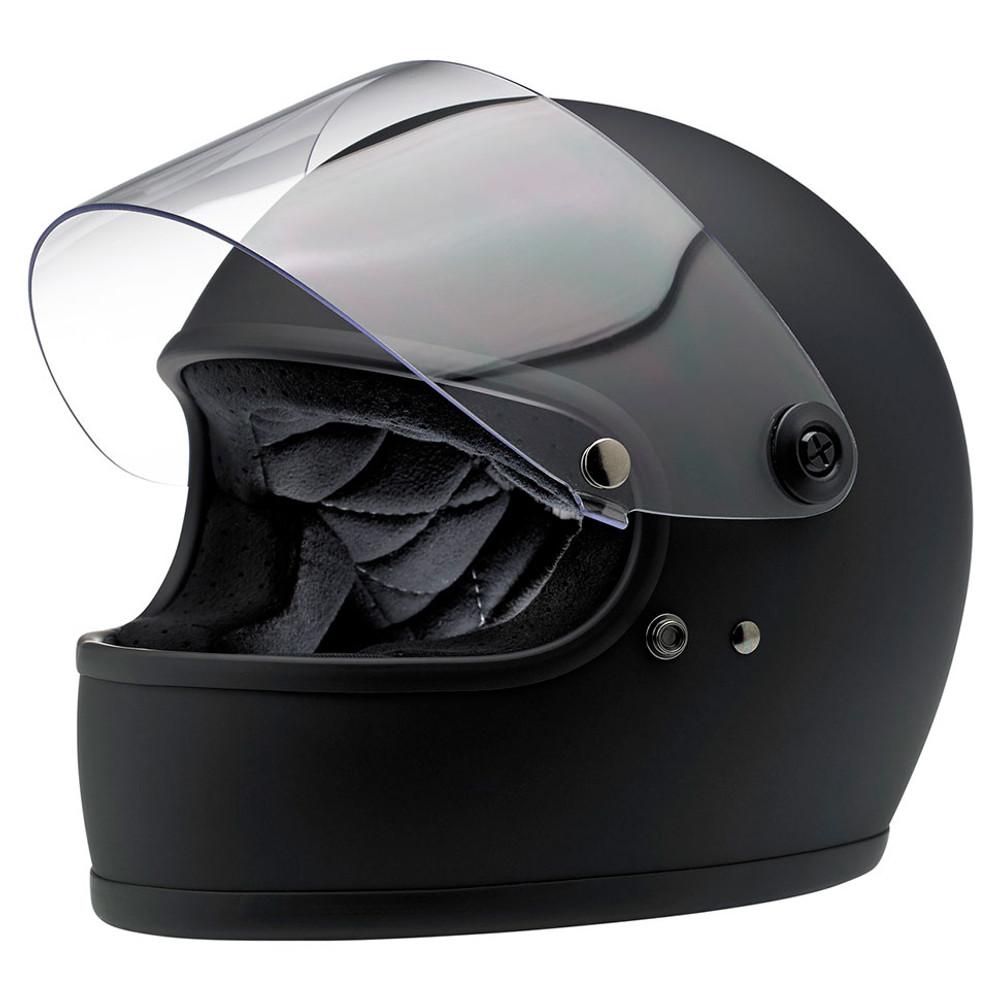 Biltwell Gringo S Helmet - Flat Black