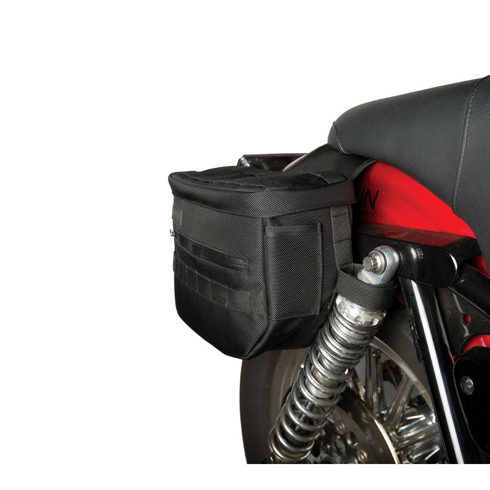 Thrashin Supply Essential Saddlebags