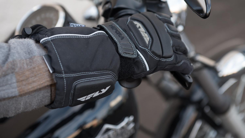Fly Street Aurora Winter Motorcycle Gloves