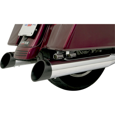 Bassani Xhaust Slip On Exhaust Mufflers For Indian Chief And
