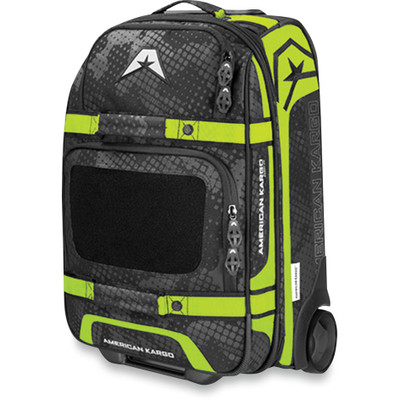 American Kargo Carry-On Roller Bag