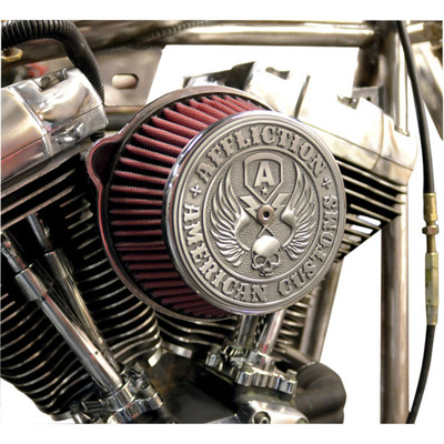 LA Choppers Affliction Air Cleaner for Harley
