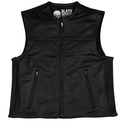Black Brand Dagger Vest