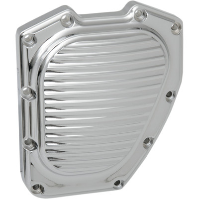 Eddie Trotta Ball-Milled Cam Cover for Harley Twin Cam
