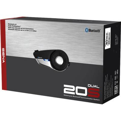 Sena 20S Bluetooth Communication System - Dual Pack