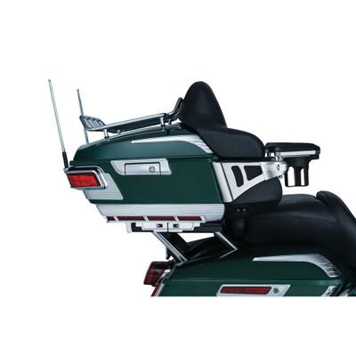 Kuryakyn Adjustable Tour-Pak Relocator for 2014-2016 Harley Touring