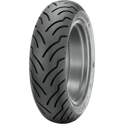 Dunlop American Elite Rear Tire for Harley - Blackwall